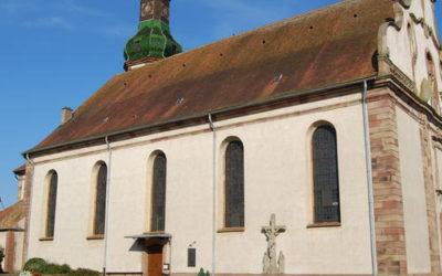 Soutenons la restauration de l'église et de l'orgue d'Ebersheim