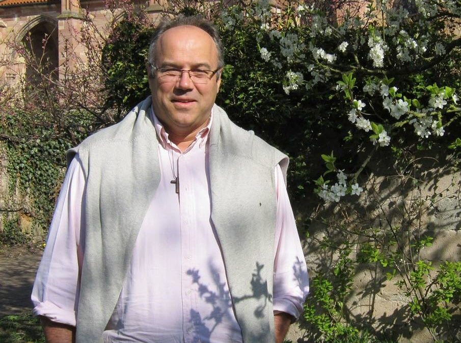 Bienvenue à notre nouveau curé Dominique Moog